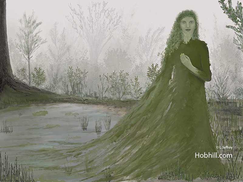 Jenny Greenteeth Folklore HobHill