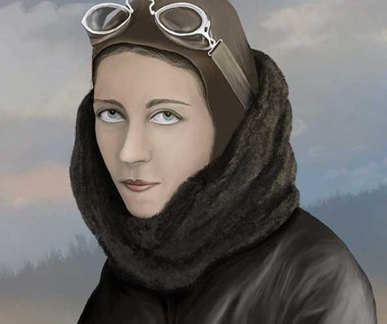 Amy Johnson CBE