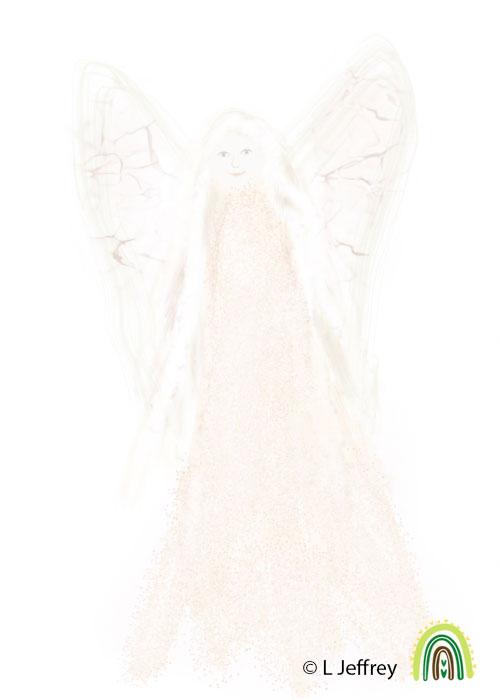 A real fairy art